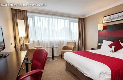 Manchester airport Crowne Plaza