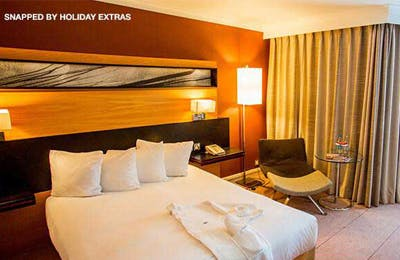 Manchester airport Hilton hotel