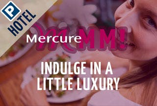 Mercure Hotel with Parking