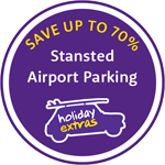 Parking at Stansted airport