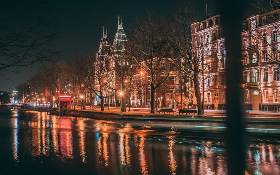 Amsterdam -  New Year's Eve Parties