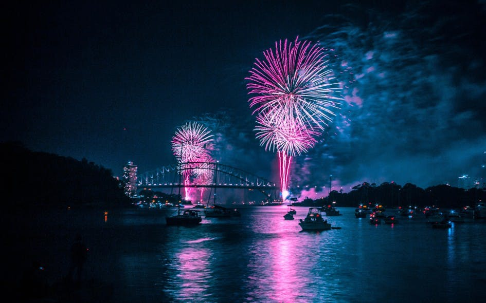 Australia -  New Year's Eve Parties