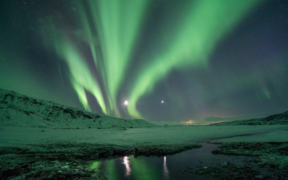 Iceland -  New Year's Eve Parties