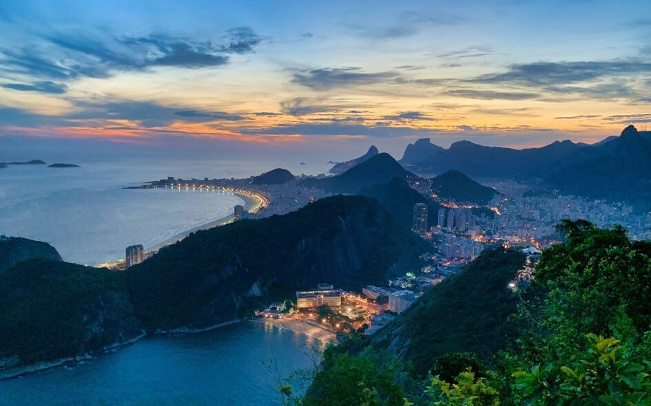 Rio -  New Year's Eve Parties