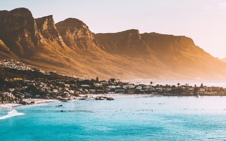 Cape Town Winter Sun