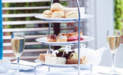 Restaurants and Afternoon Tea
