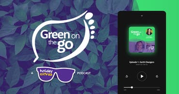Green On The Go | The Sustainable Travel Podcast