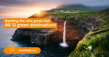 Where in the world is Tristan da Cunha? We review the green list!
