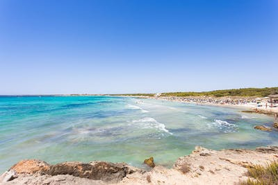 Es Trenc Mallorca Bilder
