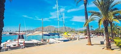 Hafen von Mallorca