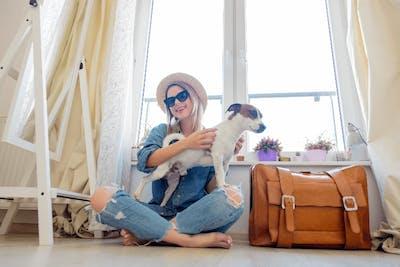 Ferienwohnung allgaeu mit Hund