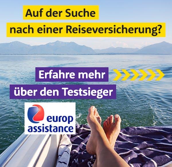 Holiday Extras Reiseversicherung