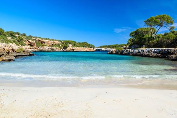 Cala Sa Nau Mallorca Strandbilder