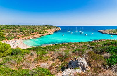 Cala Varques Mallorca Strandbilder