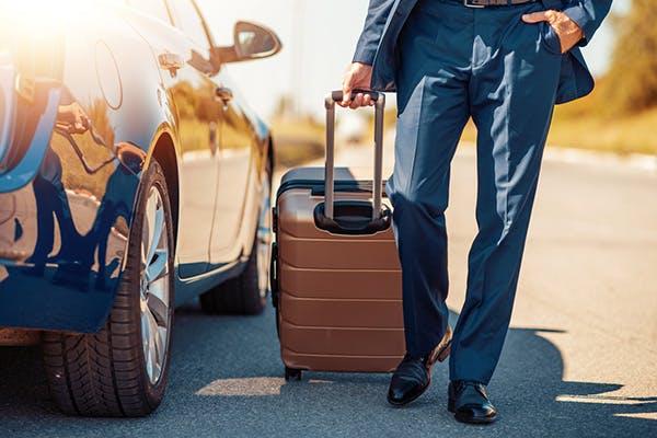 Der richtige Koffer für einen Boss