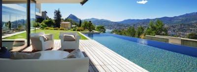 Ferienwohnung Allgäu mit Pool