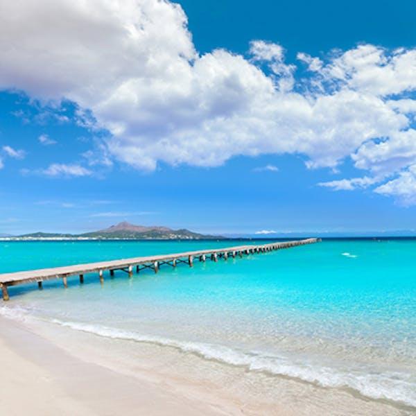 Playa de Muro Bilder