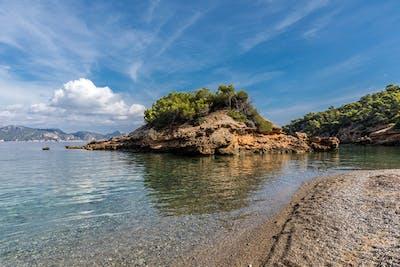 Playa s'illot Mallorca Bilder