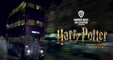 The Harry Potter Photographic Exhibition