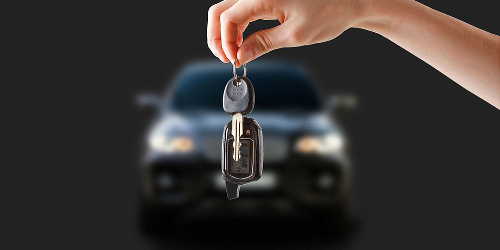 car key drop off with airport management software