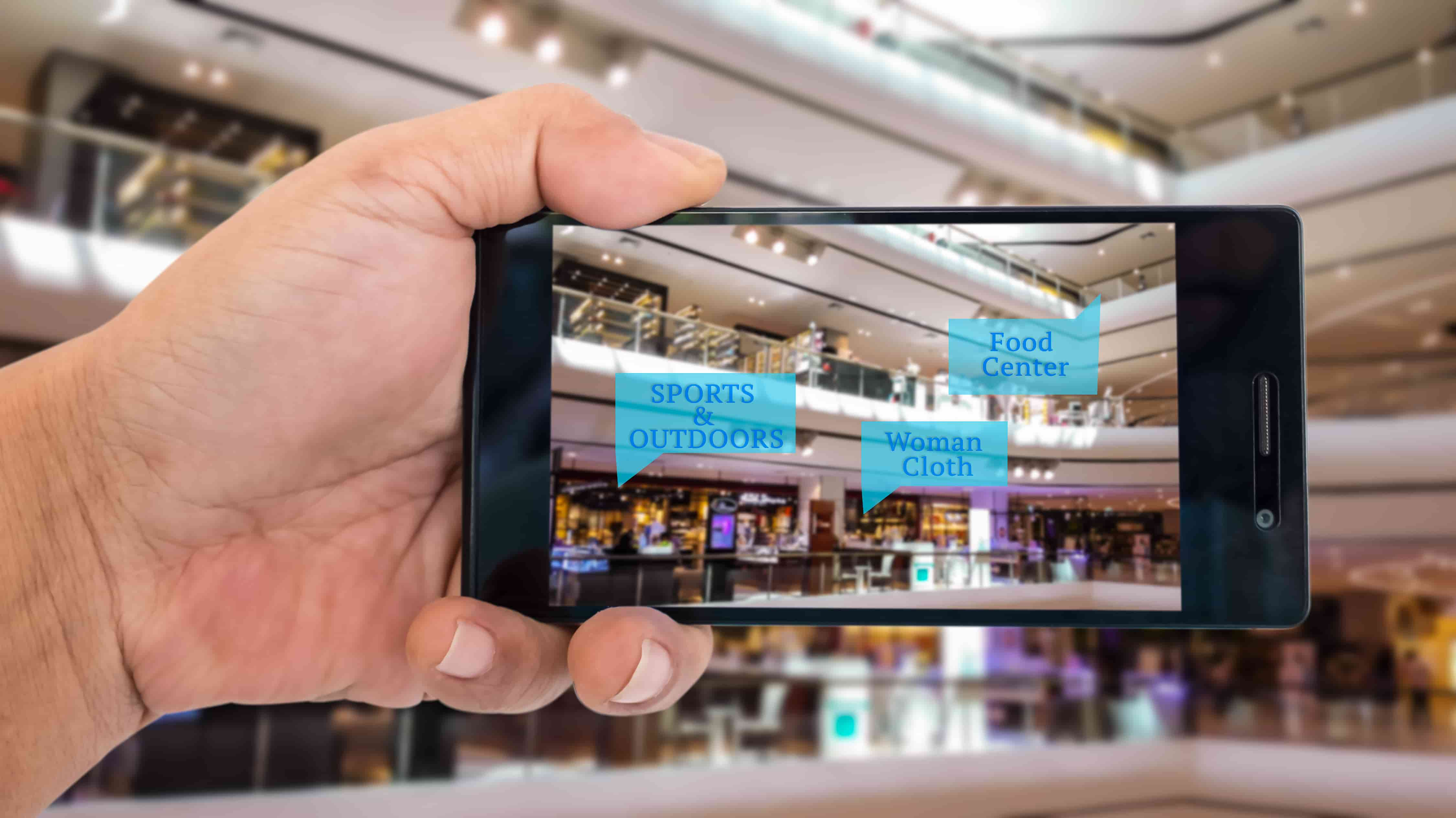 augmented reality in beacons