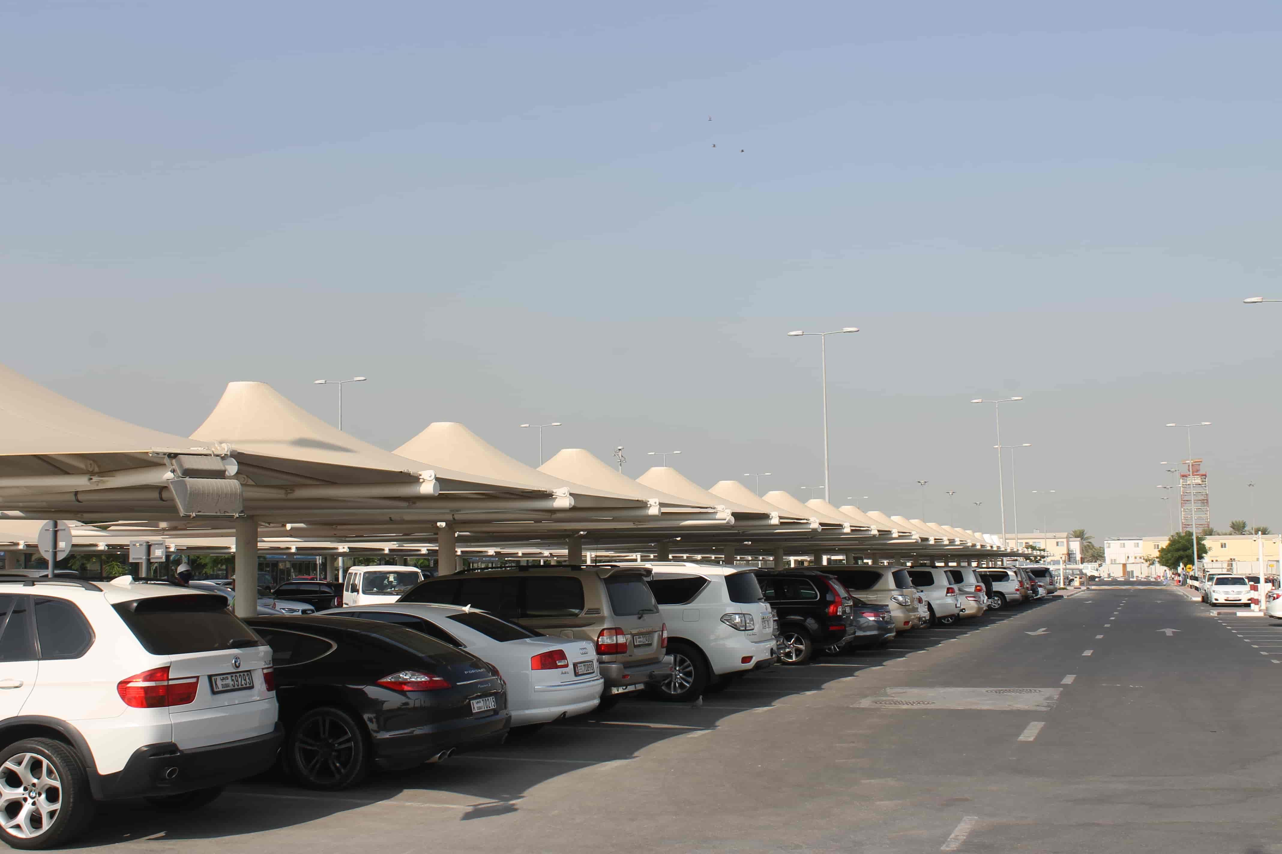 airport car park expansion