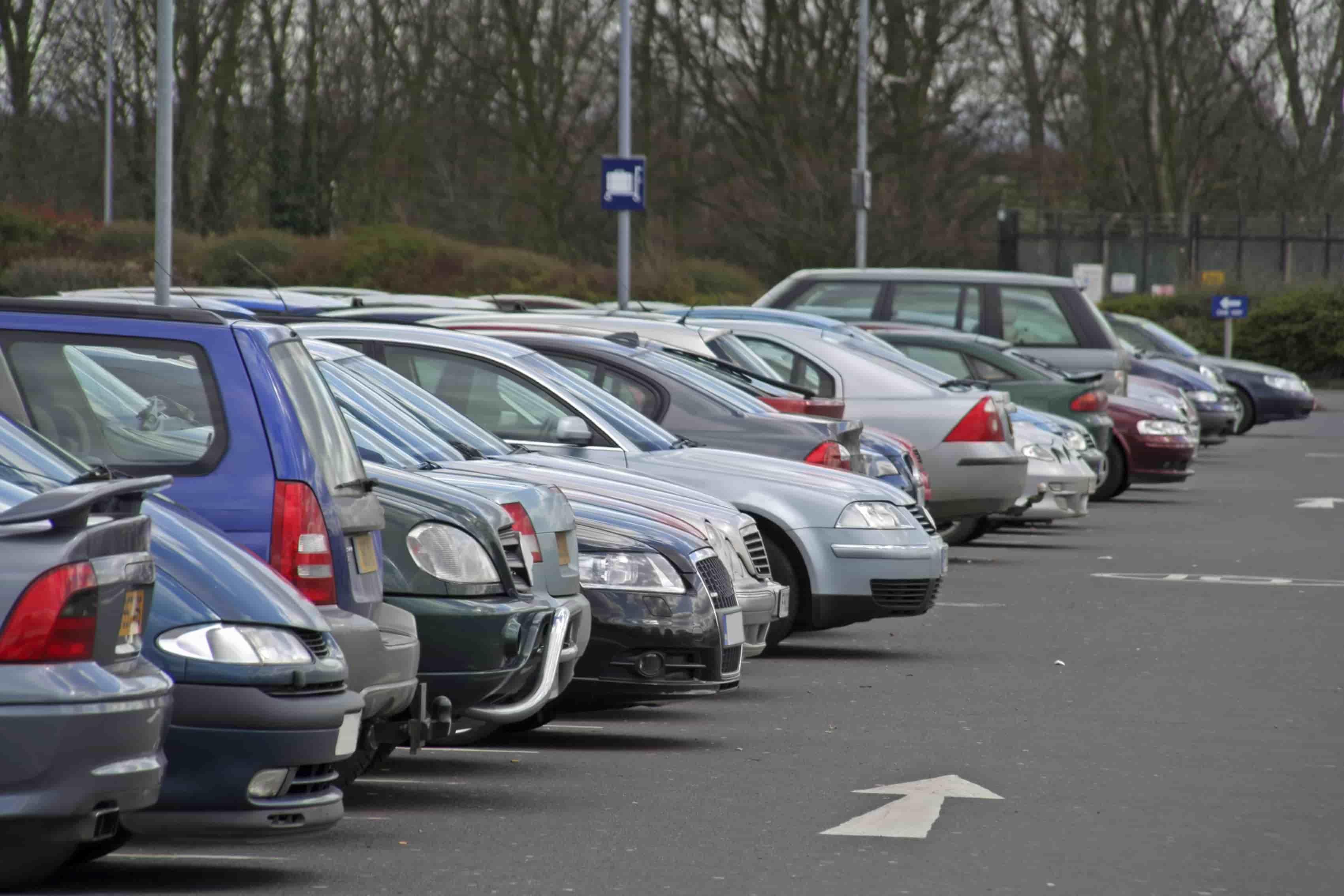car parking management solutions