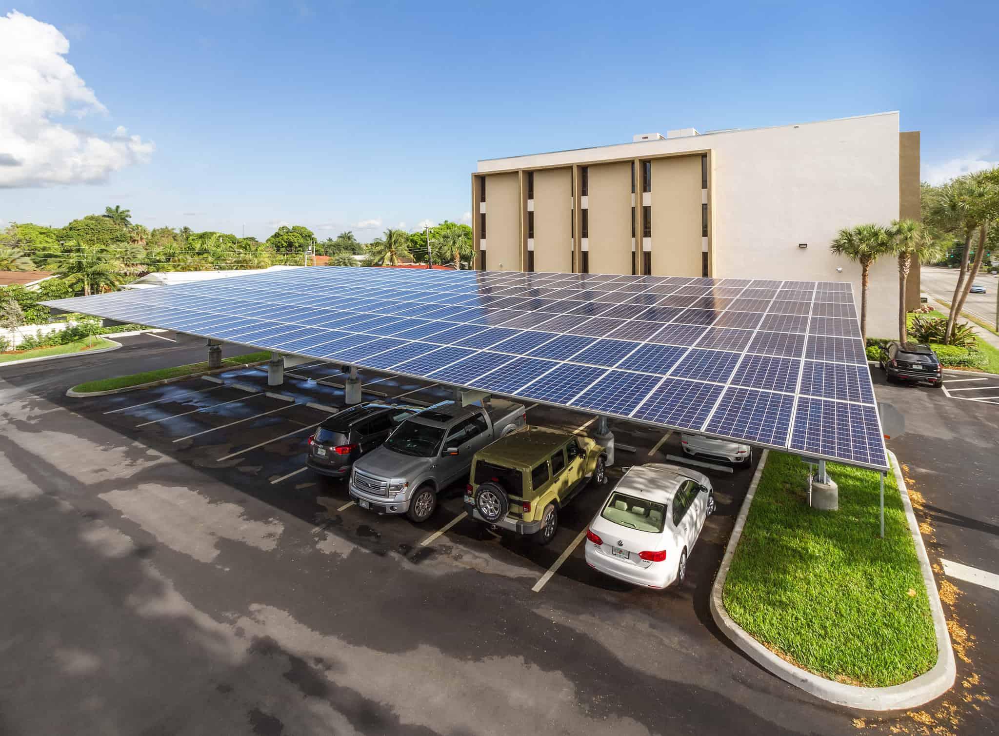 green parking technologies