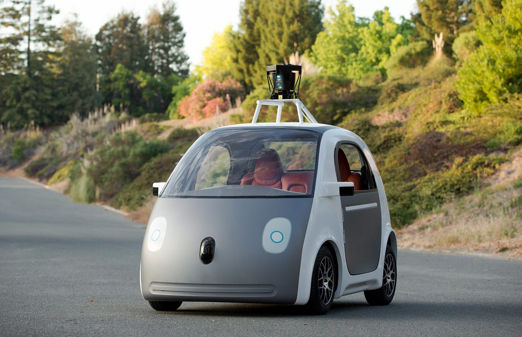 google self driving car waymo