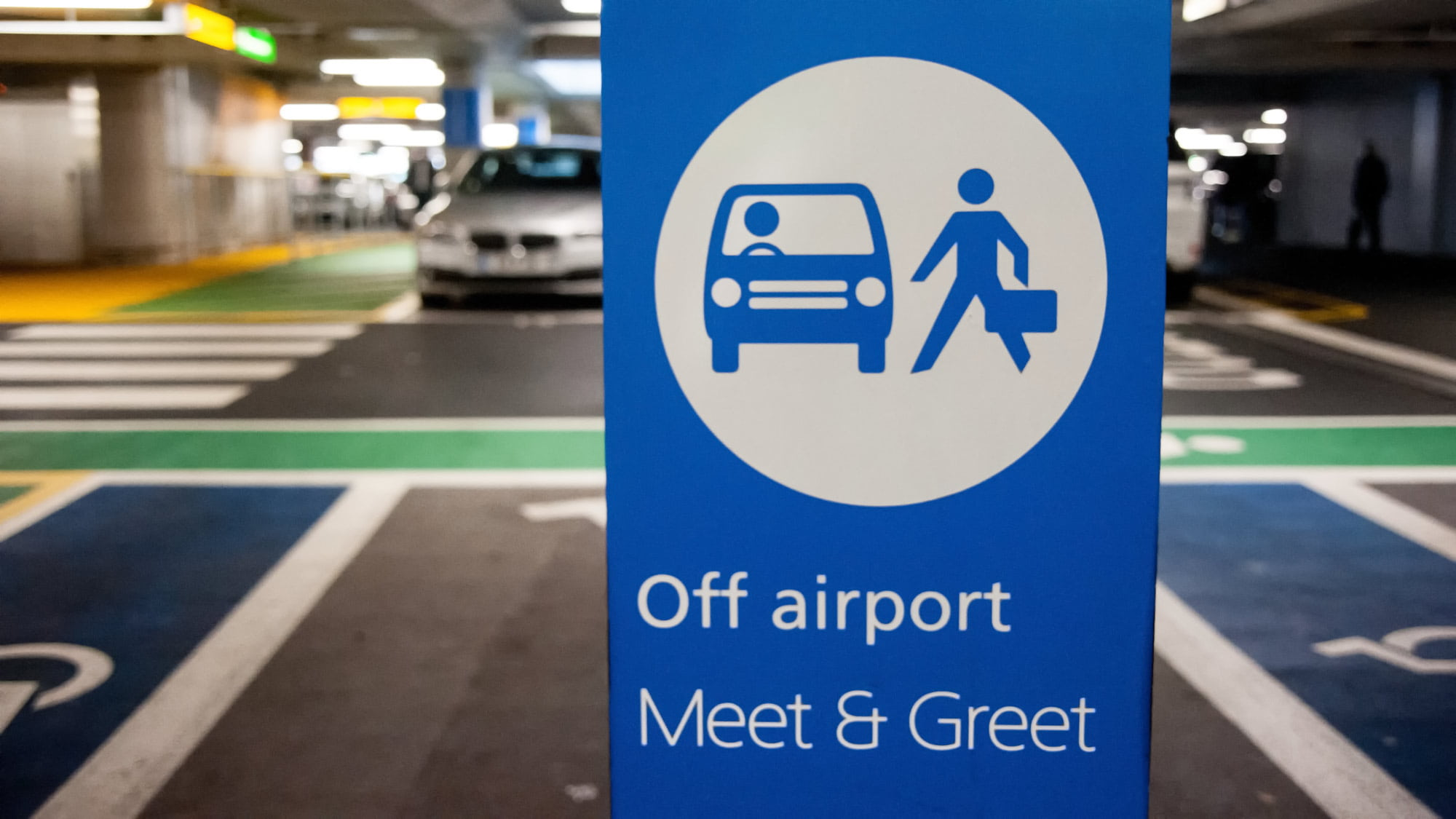 airport meet and greet service