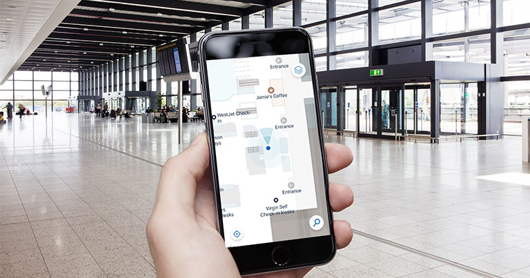 gatwick airport augmented reality