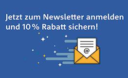 Zur Newsletter-Anmeldung